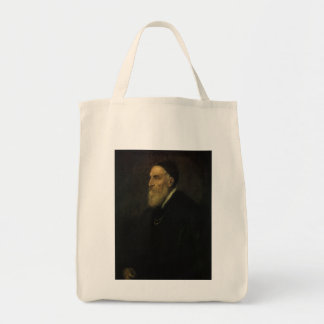 Self Portrait by Titian, Renaissance Art Tote Bag