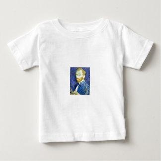Self-portrait by Vincent Van Gogh 1889 Baby T-Shirt
