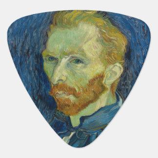 Self Portrait by Vincent Van Gogh 1889 Guitar Pick