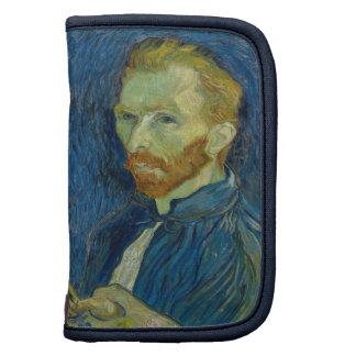 Self Portrait by Vincent Van Gogh 1889 Planner