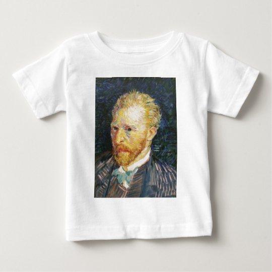 Self-Portrait by Vincent van Gogh Baby T-Shirt