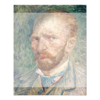Self-Portrait by Vincent Van Gogh Flyer