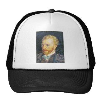Self-Portrait by Vincent van Gogh Trucker Hat