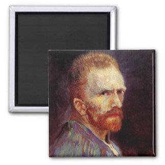 Self-Portrait by Vincent van Gogh Fridge Magnets
