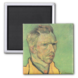 Self-Portrait by Vincent van Gogh Refrigerator Magnet
