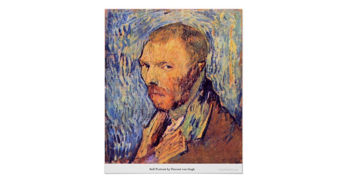 an opinion of the final self portrait of vincent van gogh Dorota kobiela and hugh welchman were inspired by the work and life of vincent van gogh to loving vincent -- interview with directors his final self-portrait.