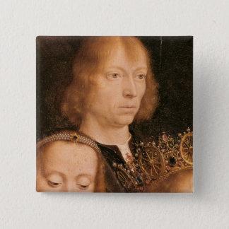 Self Portrait, c.1509 Button