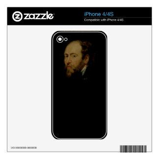 Self Portrait, c.1618 (oil on panel) iPhone 4S Skin