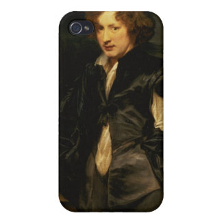 Self portrait, c.1620-21 iPhone 4/4S case