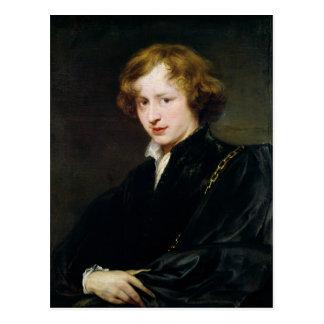 Self Portrait, c.1622 Postcard