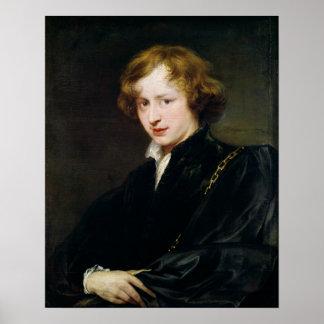 Self Portrait, c.1622 Poster
