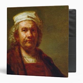 Self Portrait, c.1660-63 Vinyl Binder
