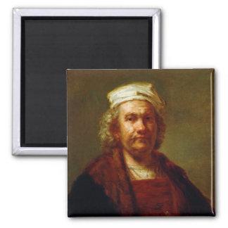 Self Portrait, c.1660-63 Magnet