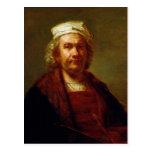 Self Portrait, c.1660-63 Postcards