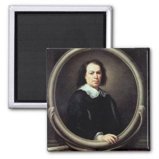 Self portrait, c.1670-73 magnet