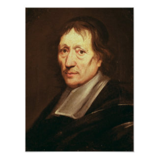 Self Portrait, c.1672 Poster