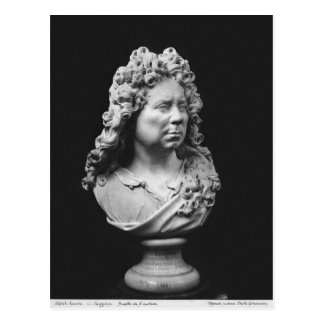 Self portrait, c.1680-93 postcard