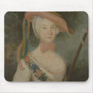 Self Portrait, c.1725-40 Mousepad