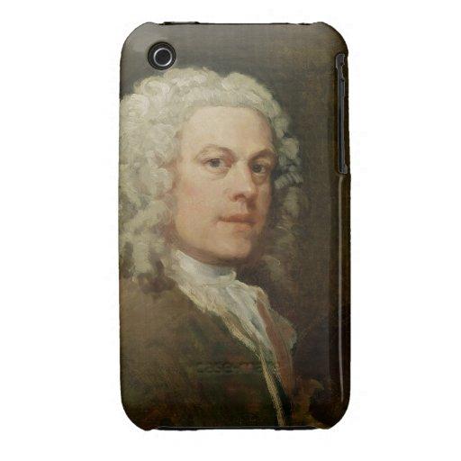 Self Portrait, c.1735-40 (oil on canvas) iPhone 3 Cases