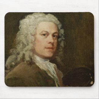 Self Portrait, c.1735-40 (oil on canvas) Mouse Pad