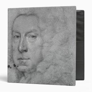 Self Portrait, c.1738 3 Ring Binders
