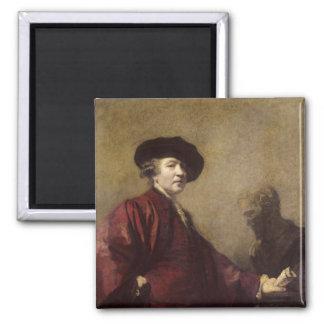 Self portrait, c.1779-80 magnet