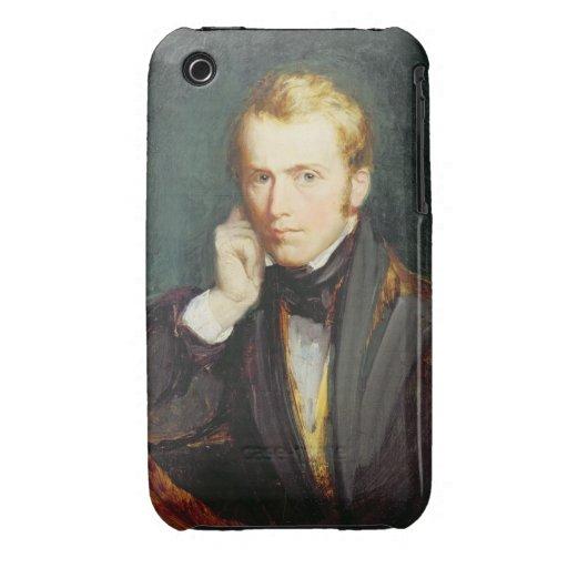 Self Portrait, c.1827-37 (oil on panel) iPhone 3 Cases
