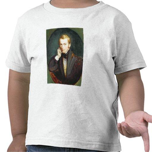 Self Portrait, c.1827-37 (oil on panel) Shirts