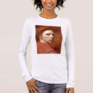 Self Portrait, c.1830s (oil on canvas) Long Sleeve T-Shirt