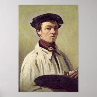 Self Portrait, c.1840 Poster