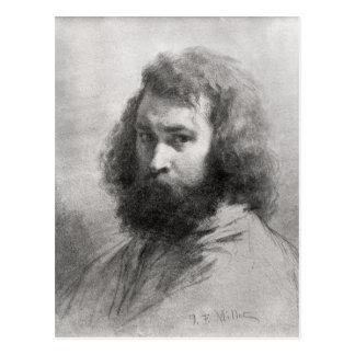 Self Portrait, c.1845-46 Postcard