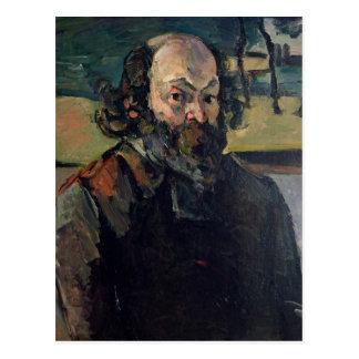 Self Portrait, c.1873-76 Postcard