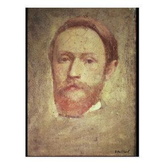 Self Portrait, c.1889 Postcard