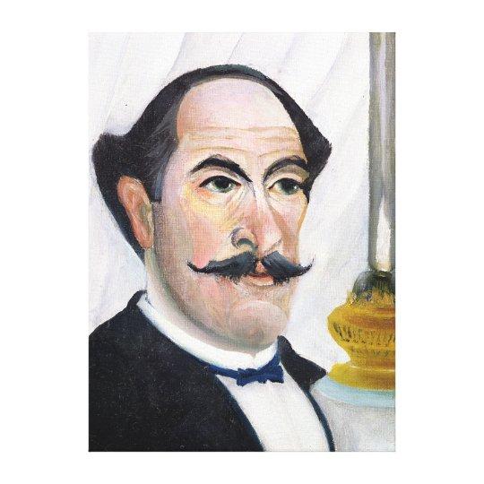 Self portrait, c.1900-03 canvas print