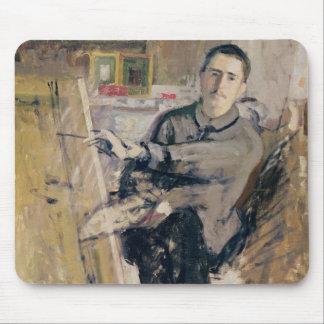 Self Portrait, c.1907-08 Mouse Pad