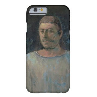 Self portrait, close to Golgotha, 1896 (oil on can Barely There iPhone 6 Case