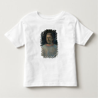 Self portrait, close to Golgotha, 1896 (oil on can T-shirt