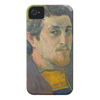 Self Portrait dedicated to Carriere, 1888-1889 Case-Mate iPhone 4 Case