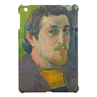 Self Portrait dedicated to Carriere, 1888-1889 iPad Mini Cover