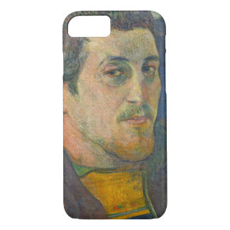 Self Portrait dedicated to Carriere, 1888-1889 iPhone 7 Case