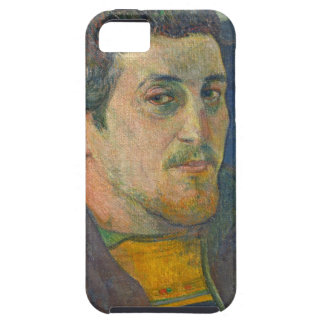 Self Portrait dedicated to Carriere, 1888-1889 iPhone SE/5/5s Case