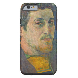 Self Portrait dedicated to Carriere, 1888-1889 Tough iPhone 6 Case