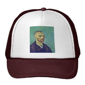 Self-Portrait Dedicated To Paul Gauguin)  By Vince Trucker Hat