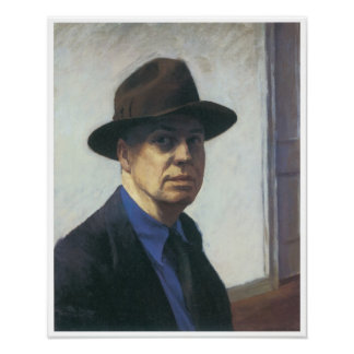 Edward Hopper Posters  Zazzle