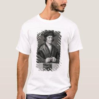 Self Portrait, engraved by J. Corner (engraving) T-Shirt