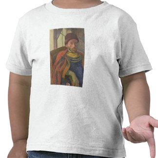 Self Portrait in Breton Costume, c.1889 T-shirts