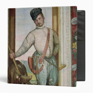 Self Portrait in Hunting Costume, 1562 Binder