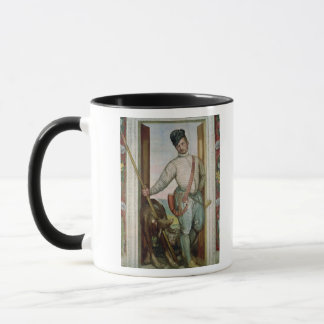Self Portrait in Hunting Costume, 1562 Mug