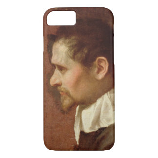 Self Portrait in Profile (oil on canvas) iPhone 7 Case