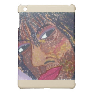 """Self Portrait"" iPad Mini Case"